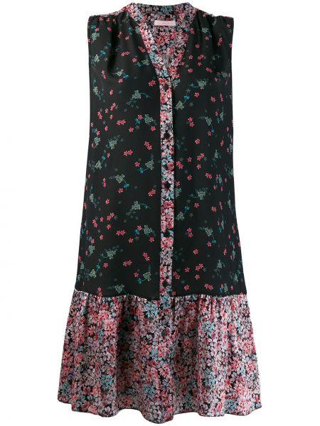 Розовое платье на молнии Kristina Ti