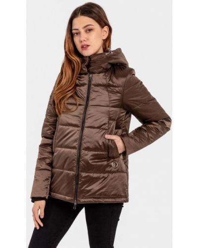 Утепленная куртка - оранжевая Modniy Oazis