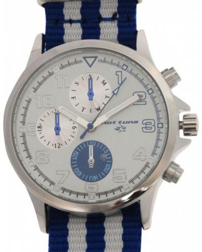 Klasyczny zegarek w paski z klamrą Hot Tuna