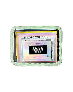Маска для волос натуральный Magicstripes