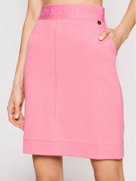 Spódnica ołówkowa - różowa Joop!