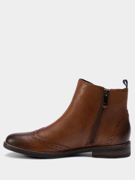 Ботинки - коричневые Marco Tozzi