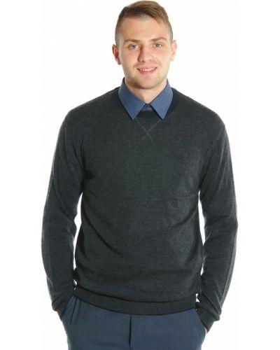 Серый свитер Lagerfeld