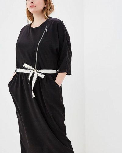 Платье итальянский черное Kitana By Rinascimento