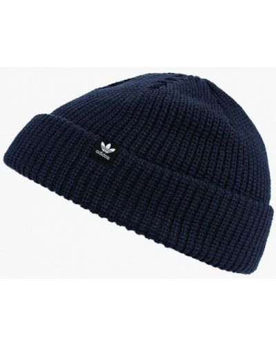 Синий шарф Adidas Originals