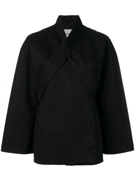 Черный пиджак Henrik Vibskov