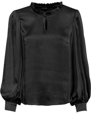 Блузка с длинным рукавом боди с широкими рукавами Bonprix