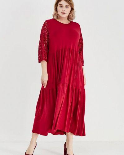 Платье весеннее розовое Артесса