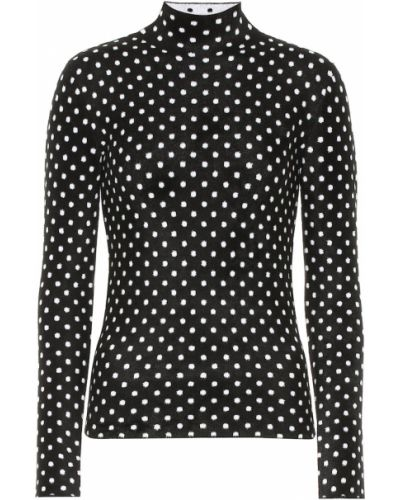 Sweter na wysokości włoski Balenciaga
