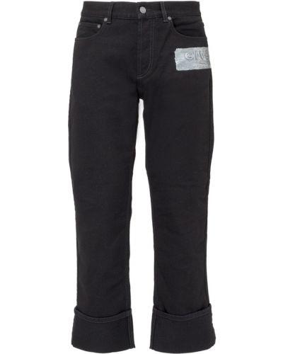 Mom jeans - czarne Givenchy