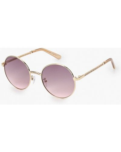 Солнцезащитные очки - золотые Fabretti
