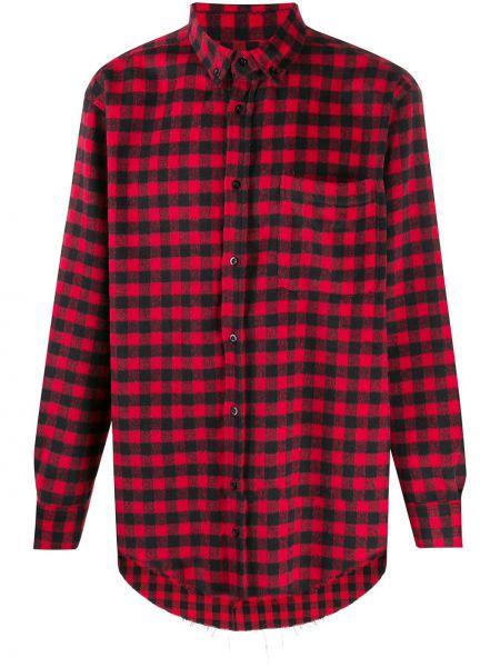 Свободная классическая рубашка на пуговицах Not Guilty Homme