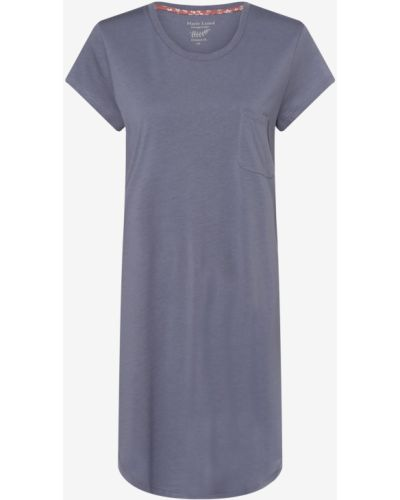 Niebieska koszula nocna Marie Lund