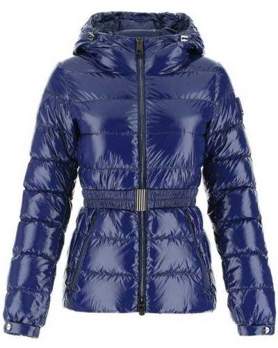 Niebieska kurtka Herno