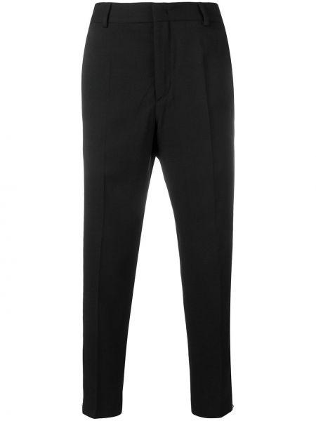Prosto spodnie z kieszeniami krótki Mcq Alexander Mcqueen