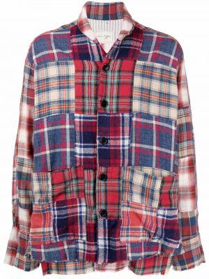 Koszula bawełniana z długimi rękawami Greg Lauren