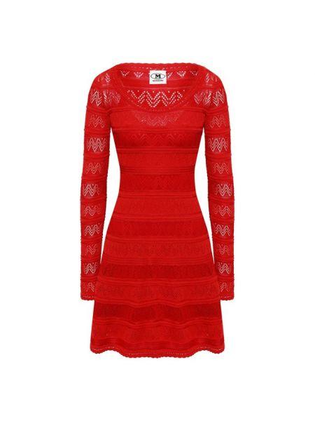 Платье шелковое из вискозы M Missoni