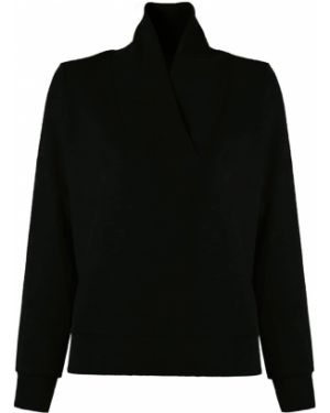 Блузка черная Lygia & Nanny