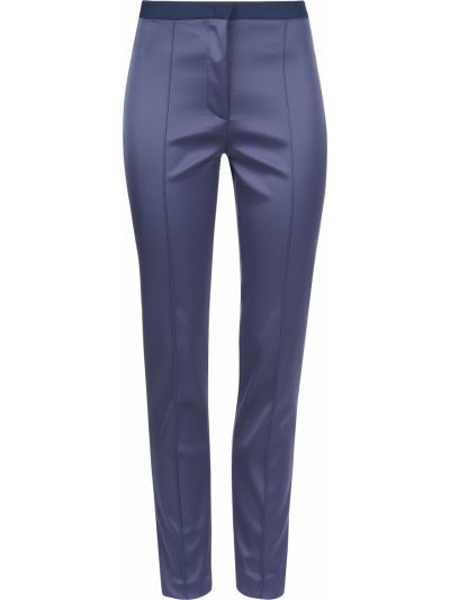 Синие брюки Patrizia Pepe