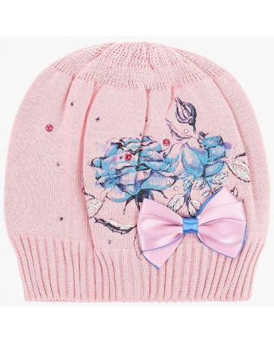 Шапка весенняя розовый Tutu