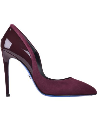 Кожаные туфли осенние Loriblu