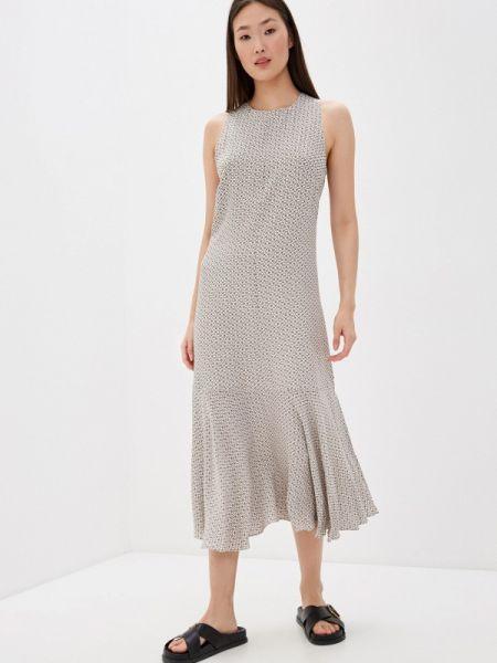 Платье платье-майка бежевое Calvin Klein