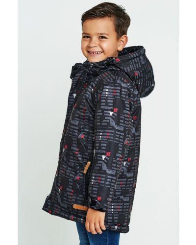 Куртка с капюшоном на кнопках Nativo