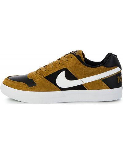Кеды с перфорацией скейтбордические Nike