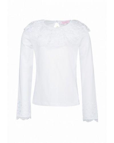 Белая блуза красавушка