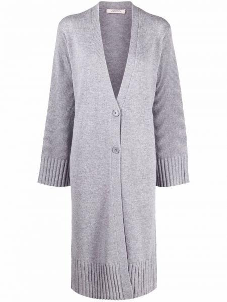 Серое пальто на пуговицах Dorothee Schumacher