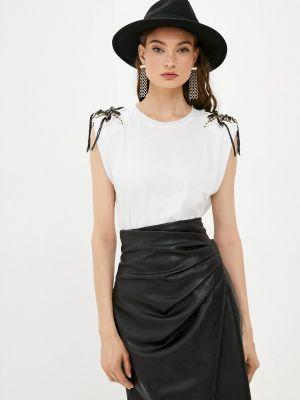 Белая футболка с короткими рукавами Dorothee Schumacher