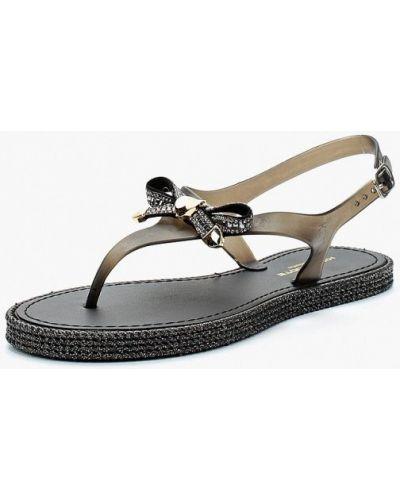 Черные ботинки спортивные King Boots