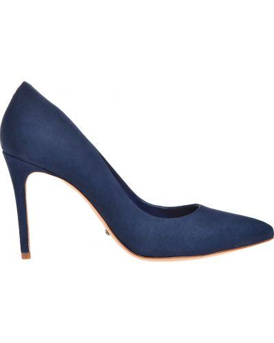 Туфли на каблуке кожаные осенние Schutz