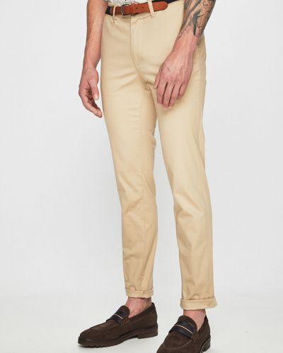 Spodnie chinos długo z kieszeniami Selected