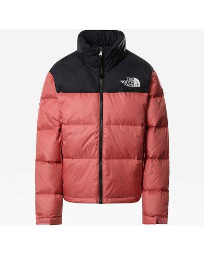 Розовая куртка свободного кроя The North Face