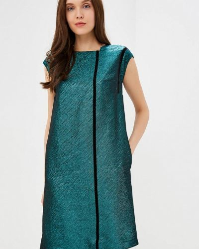 Вечернее платье - зеленое Emi