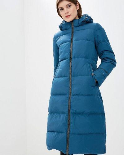 Пуховик - синий Snowimage