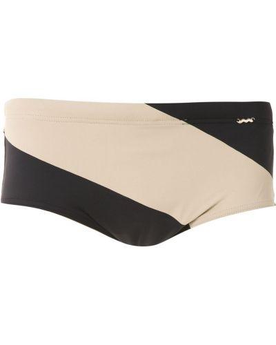 Черные плавки с подкладкой Amir Slama