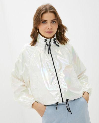 Облегченная бежевая куртка Q/s Designed By
