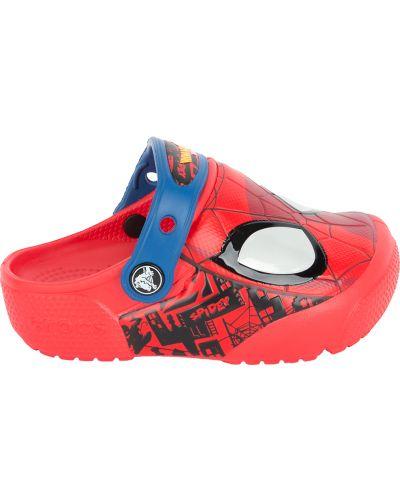 Сабо детский красный Crocs