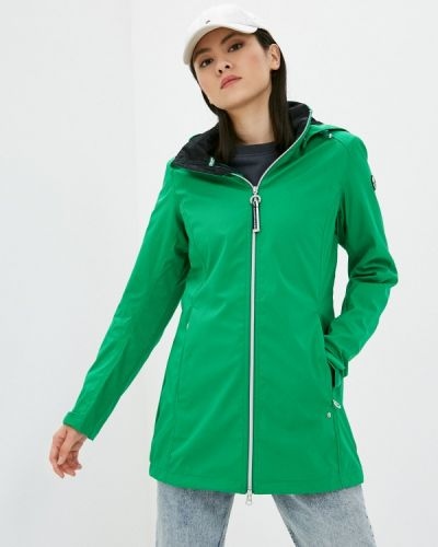 Куртка - зеленая Luhta