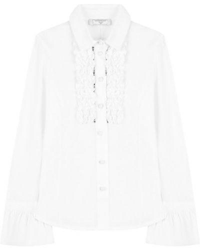 Белая блуза Monnalisa