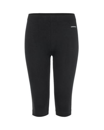 Облегающие спортивные шорты - черные Demix