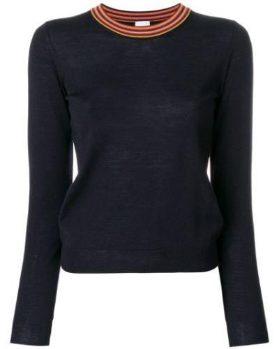 Синий свитер Paul Smith