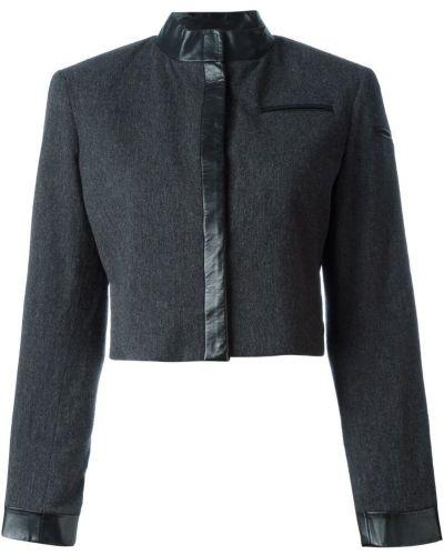 Удлиненный пиджак винтажный Stephen Sprouse Pre-owned