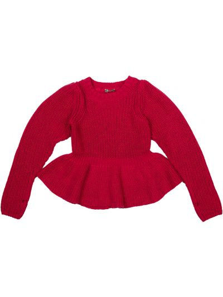 Czerwona sukienka Il Gufo