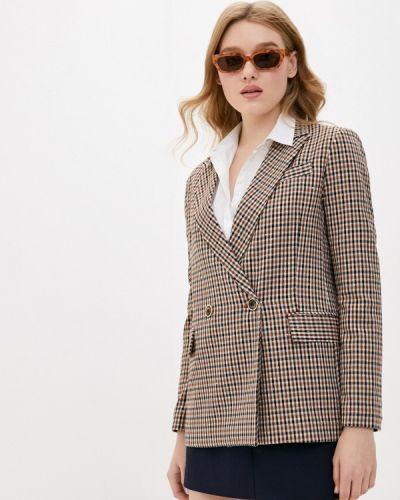 Коричневый пиджак Imperial
