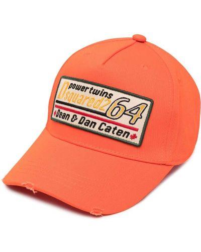 Bawełna baseball bawełna czapka baseballowa Dsquared2