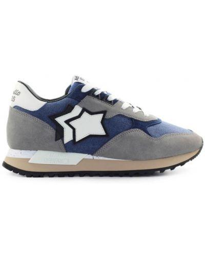 Szare sneakersy Atlantic Stars