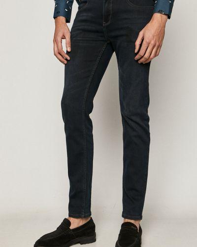 Облегающие черные джинсы с карманами Medicine